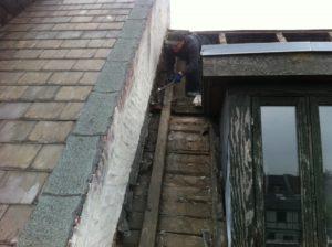 Der arbejdes effektivt hos Dyreborg Tømrer