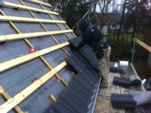 Tømreren fra Dyreborg arbejder målrettet